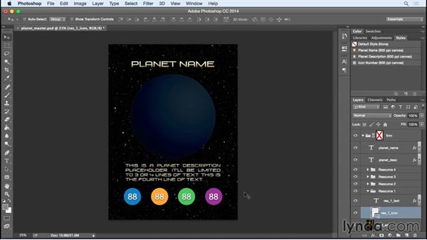 Creating pixel replacement variables: Photoshop Variables: Game Production Art