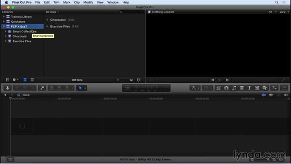Understanding file structure in FCP X: Final Cut Pro X 10.2 Essential Training