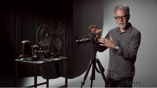 Solving exposure challenges with exposure compensation: Exploring Photography: Exposure and Dynamic Range