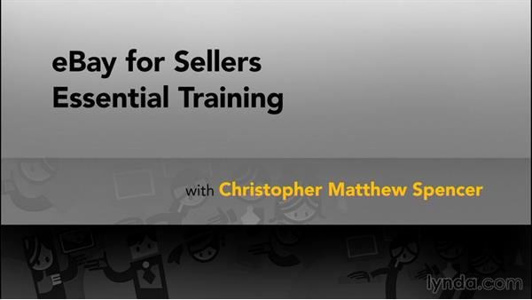 Next steps: eBay for Sellers Essential Training