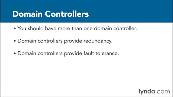 Understanding what a domain controller does: Installing, Configuring, and Administering Active Directory