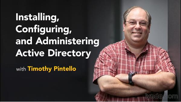 Next steps: Installing, Configuring, and Administering Active Directory