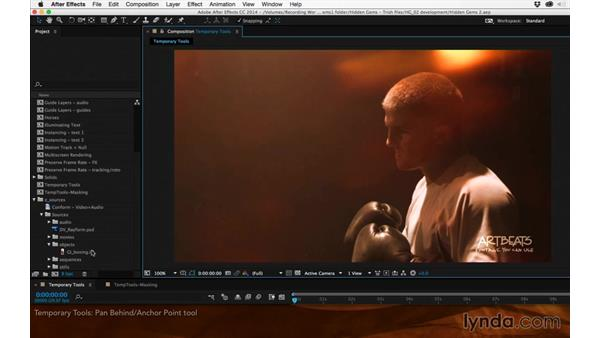 Temporary tools: After Effects Hidden Gems