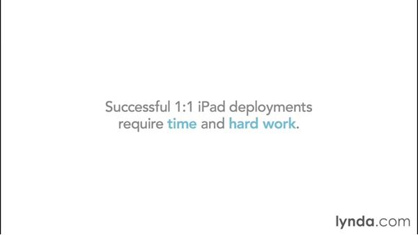 Who should watch this course?: iPads in Education: Deploying 1:1 iPads