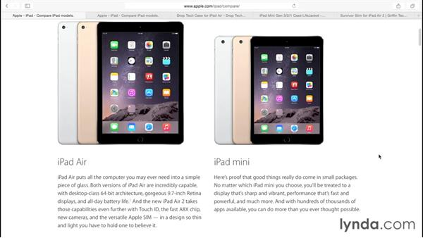 Choosing your iPad model and accessory case: iPads in Education: Deploying 1:1 iPads