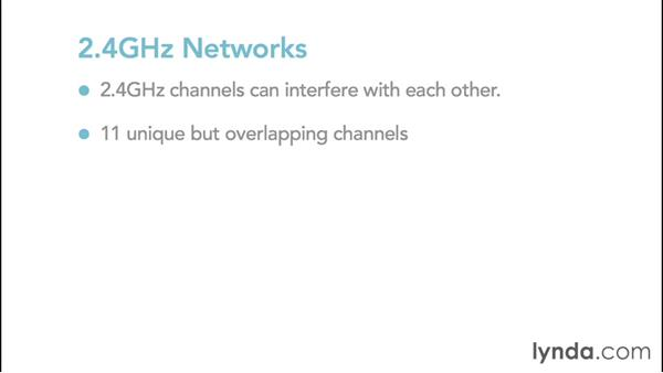 Planning a 2.4 gigahertz network: iPads in Education: Deploying 1:1 iPads