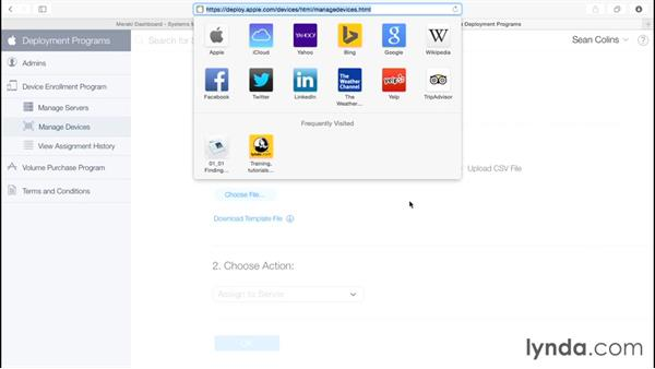 Linking a purchase in DEP to your MDM server: iPads in Education: Deploying 1:1 iPads