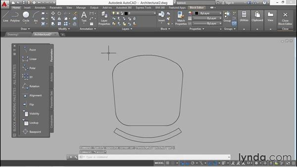 Using ByLayer and ByBlock object properties: AutoCAD 2016 Essential Training