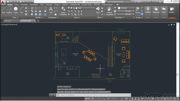 Editing xrefs in place: AutoCAD 2016 Essential Training