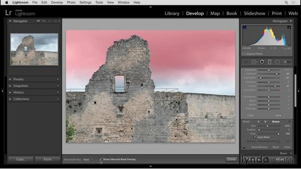 Fine-tuning adjustments with Lightroom's Filter Brush: Photo Tools Weekly (2015)