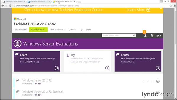 Using the exercise files: Creating and Managing Group Policy for Windows Server 2012