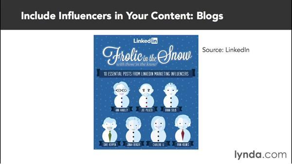 Leveraging influencer marketing: Content Marketing Fundamentals