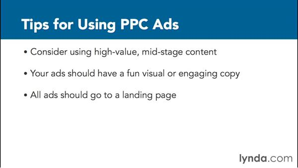 Using PPC ads to promote your content: Content Marketing Fundamentals