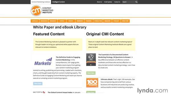 Next steps: Content Marketing Fundamentals