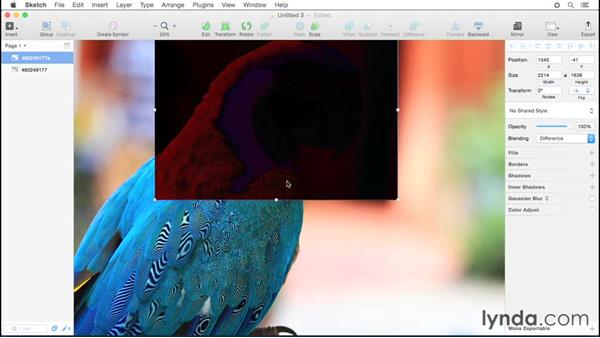 Using filters and image blending modes: Code Clinic: Swift