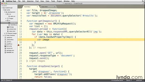 Using AJAX to parse HTML: Code Clinic: JavaScript