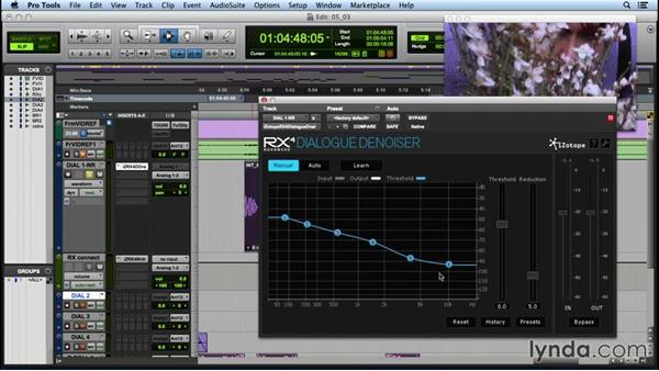 Working with Dialogue Denoiser: Repairing and Enhancing Audio with iZotope RX 4