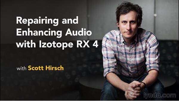 Next steps: Repairing and Enhancing Audio with iZotope RX 4