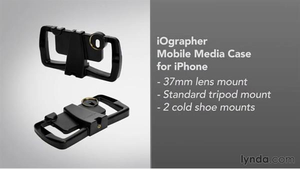 Improving the sound quality on the iPhone 6 with iOgrapher: Video Gear Weekly