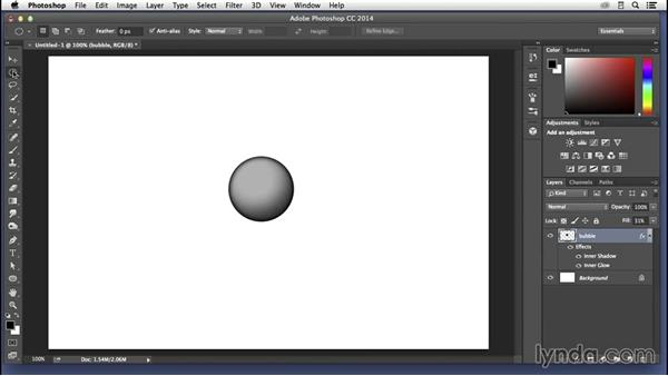 Making bubbles: Using the Brush tool: Pixel Playground