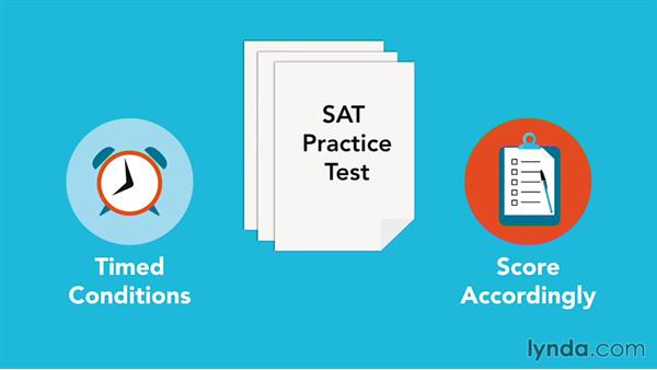 Establishing a baseline SAT score and setting your goals: SAT Prep: Getting Started