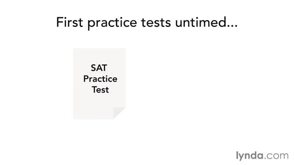 Building your study sequence: SAT Prep: Getting Started