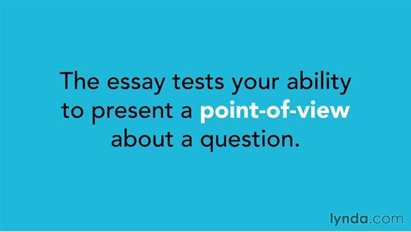 An overview of the SAT essay: SAT Prep: Getting Started
