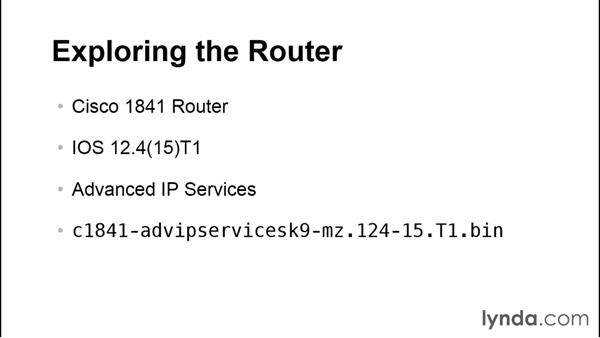 Exploring the router: Up and Running with Cisco CLI Router Configuration