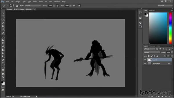Welcome: Sculpting a Creature with ZBrush and Photoshop