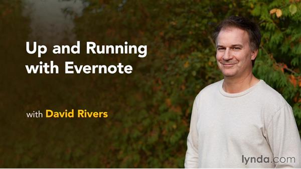 Next steps: Up and Running with Evernote (2015)