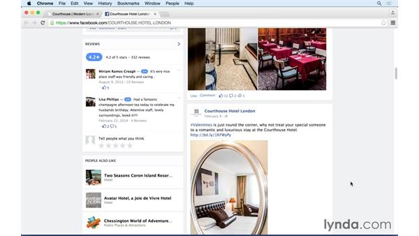 Subjectively looking at a competitor's social platform: Spying with SEO Tools