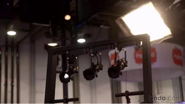 Lighting: NAB 2015: Navigating the Landscape of Video Production and Post