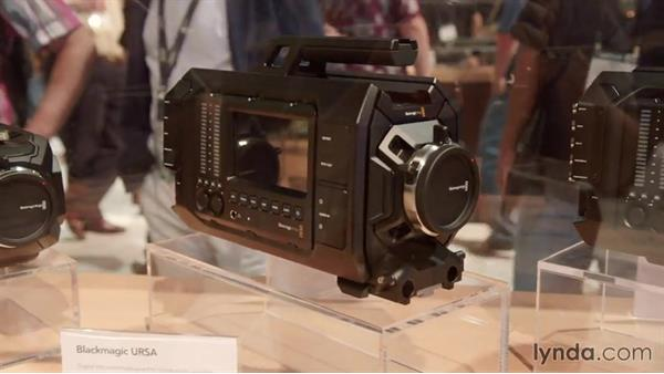Cameras and lenses: NAB 2015: Navigating the Landscape of Video Production and Post