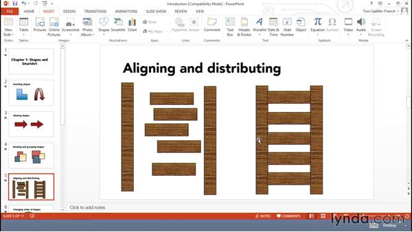 Working with shapes and SmartArt: Using Office Shapes and SmartArt to Enhance Business Documents