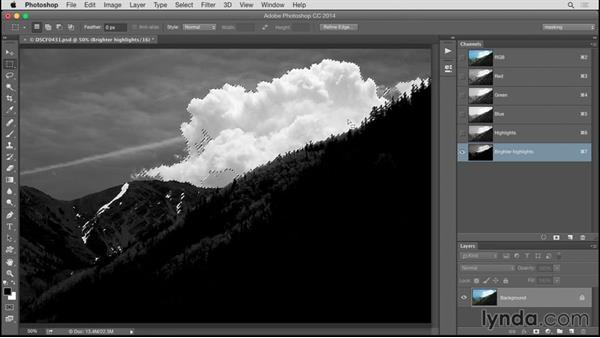 Creating luminosity masks in Photoshop: Photo Tools Weekly (2015)