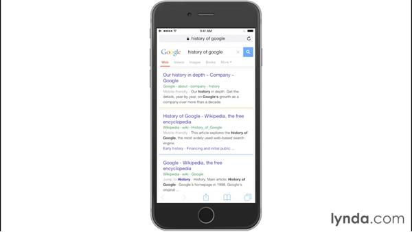 Changes to URLs in Google mobile search results: Marketing Tips