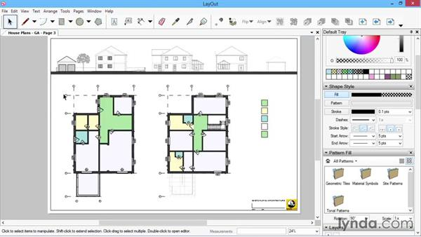 Welcome: SketchUp for Architecture: LayOut