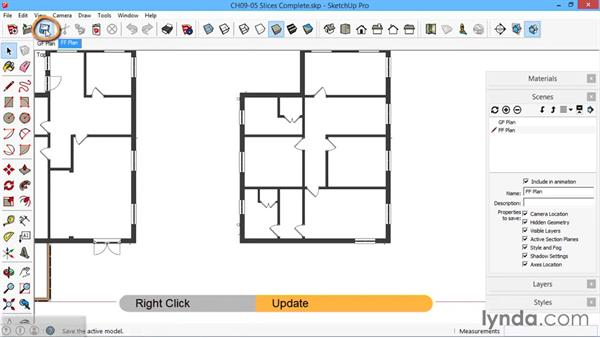 Moving the camera: SketchUp for Architecture: LayOut