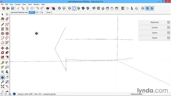 SketchUp models as scrapbook elements: SketchUp for Architecture: LayOut