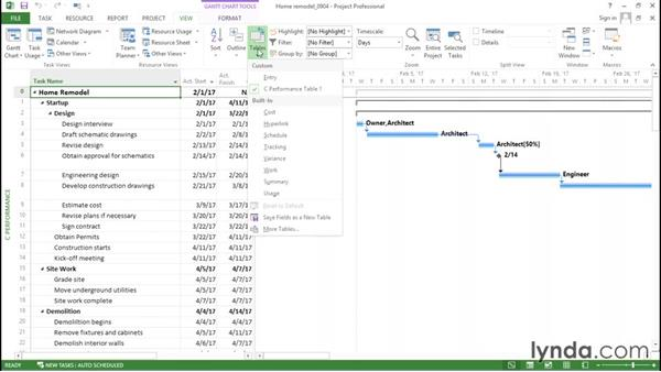 Copying customized elements to your Project global template: Advanced Microsoft Project