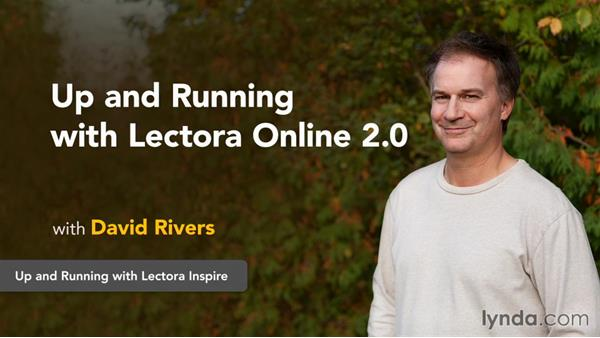 Next steps: Up and Running with Lectora Online 2.0