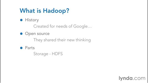 What is Hadoop?: NoSQL for SQL Professionals