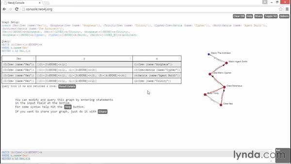 Exploring Neo4j: NoSQL for SQL Professionals