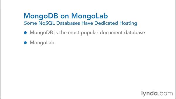Document databases in MongoDB: NoSQL for SQL Professionals