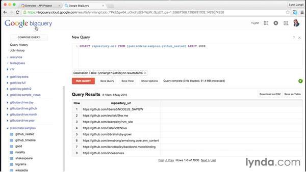 Exploring Google BigQuery: NoSQL for SQL Professionals