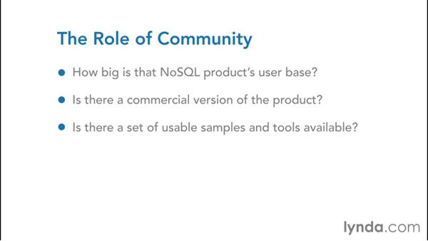 Exploring tools, community, and support: NoSQL for SQL Professionals