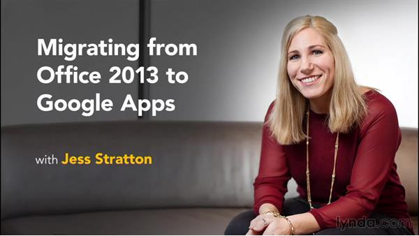 Next steps: Migrating from Office 2013 to Google Apps