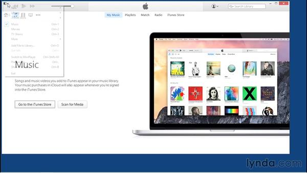 iTunes Match: Up and Running with iTunes 12