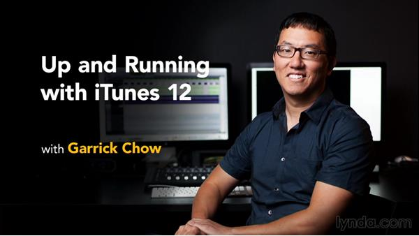What's next: Up and Running with iTunes 12