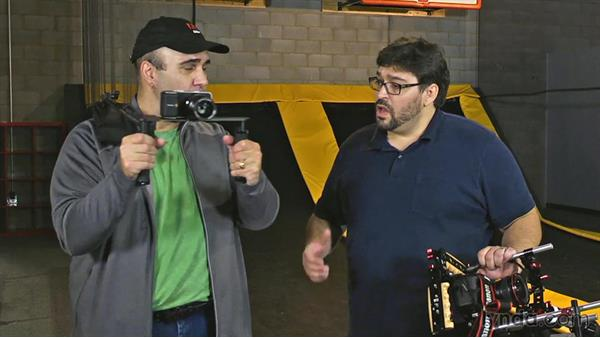 Why use a shoulder rig?: Video Gear Weekly